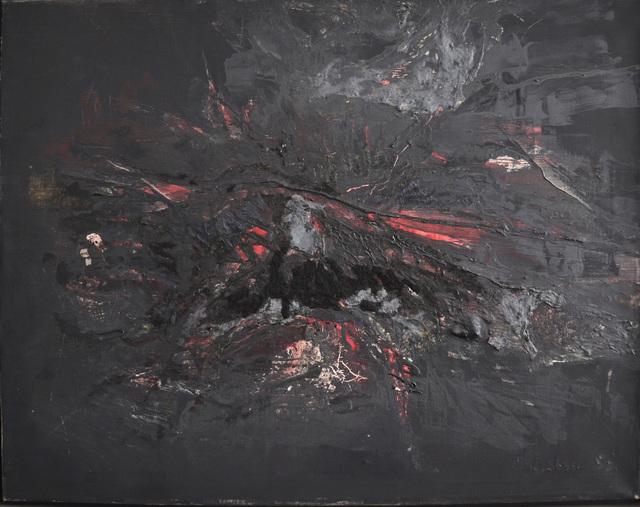 , 'schwarz-pölzig,' 1956, Beck & Eggeling