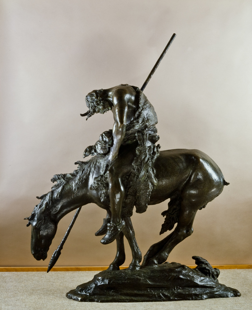 James Earle Fraser, 'The End of the Trail', 1925, de Young Museum