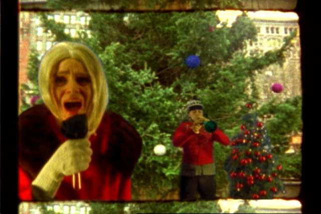 , 'Christmas,' 2009, Madison Square Park