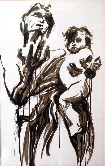 , 'Mercy,' 1974, Machamux