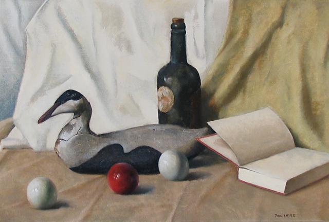 Paul Sample, 'The Wood Decoy', ca. 1955, Caldwell Gallery Hudson