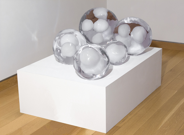 , '1.2.3.4.5 Snowballs,' 2000, Sperone Westwater