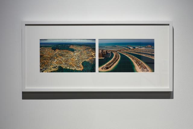 , 'Palmeraie (colour version),' 2018, Art Mûr