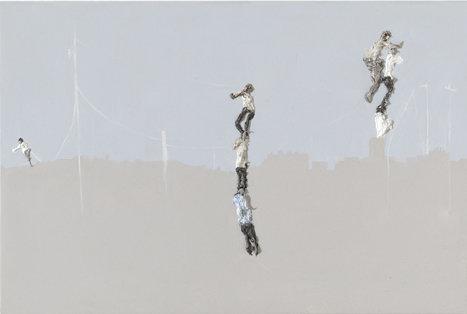 , 'Elixier X,' 2016, Galerie Crone