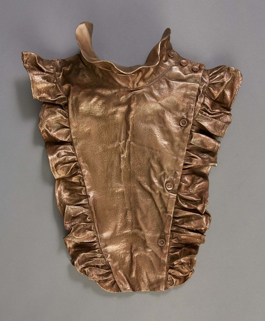 , 'Breastplate (Shielded) (1/3),' 2016, form & concept