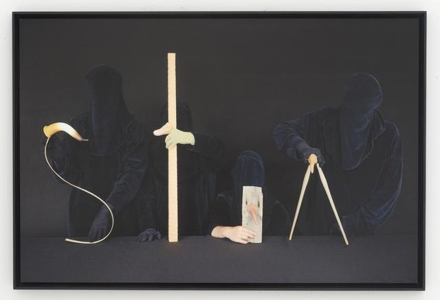 , 'La chose pour la partie,' 2013, PARISIAN LAUNDRY