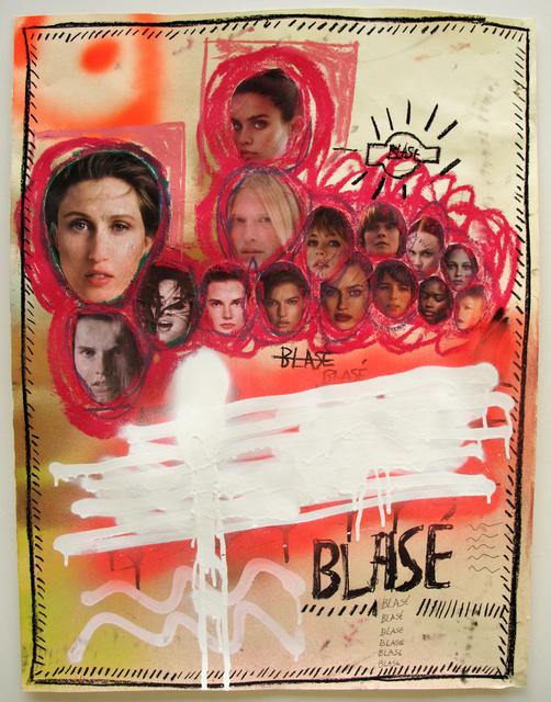 , 'Blasé 2,' 2018, MOVART