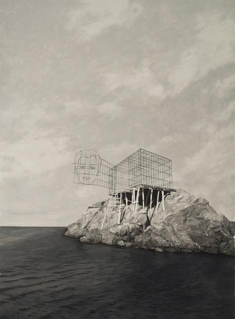 , 'Geometry of Human Nature,' 2011, Mind Set Art Center