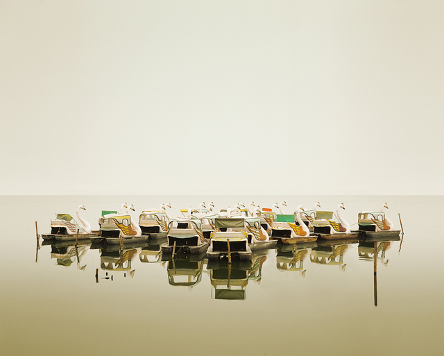 , 'Swan Boats, Hanoi, Vietnam,' 2011, CYNTHIA-REEVES