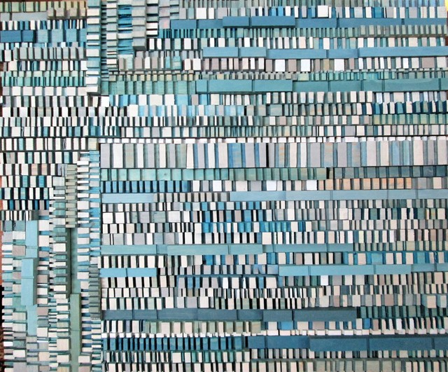 , 'Bleubilee,' 2017, Carrie Haddad Gallery