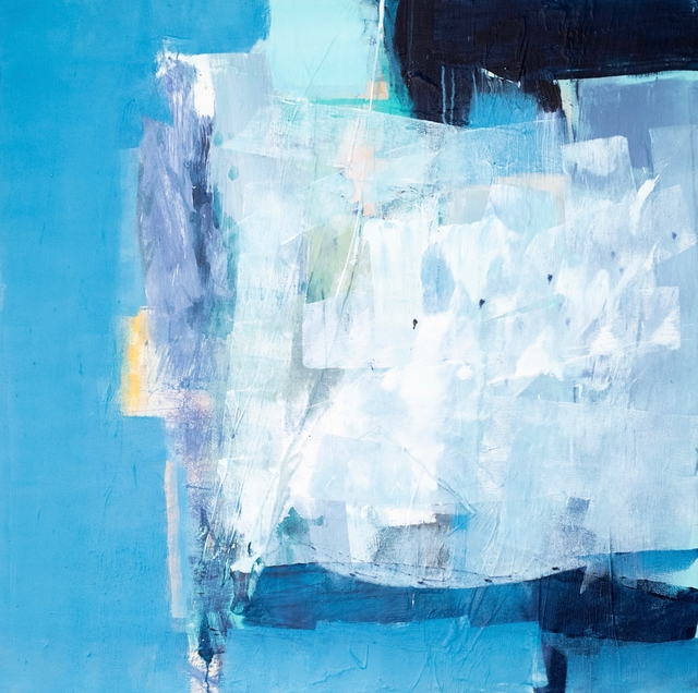 Deborah Lanyon, 'The Souk', 2019, Painting, Acrylic on stretched canvas, Joanna Bryant & Julian Page