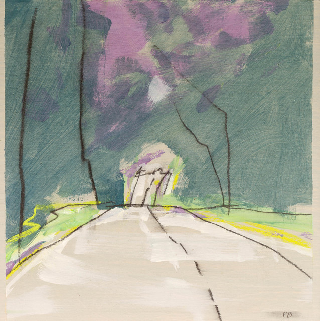 , 'The road to nowhere IV,' 2009, Candida Stevens Gallery