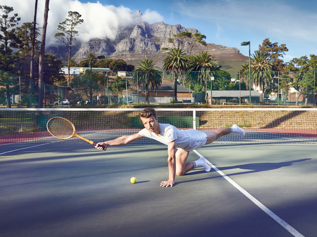 , 'Africa High (Tennis),' 2015, Roehrs & Boetsch
