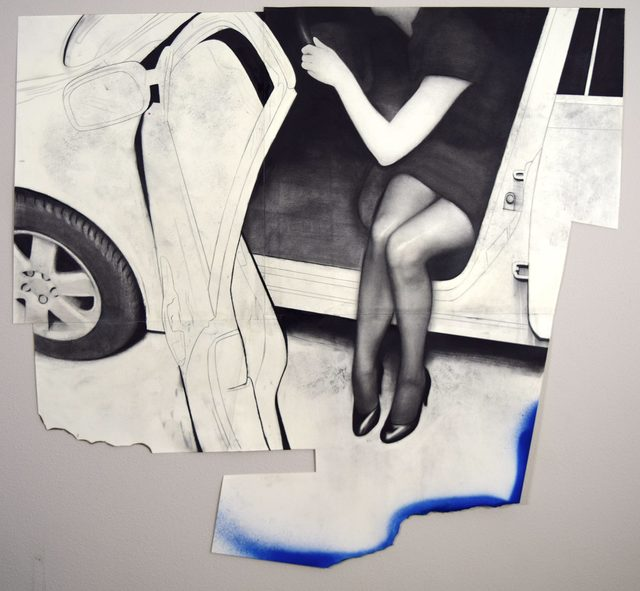 , 'Runaway,' 2016, Abend Gallery