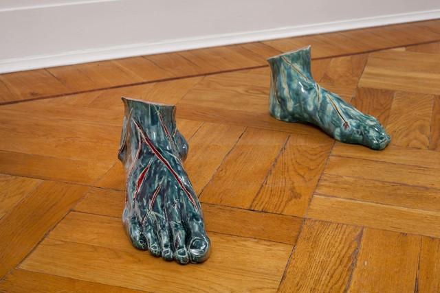 , 'Ne plus avancer,' 2015, GNYP Gallery