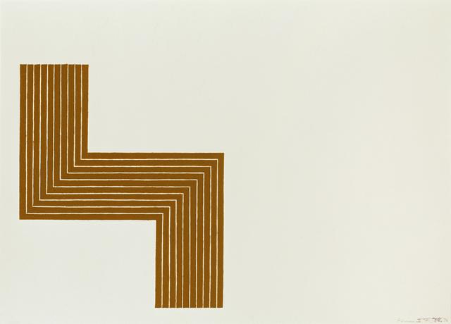 , 'Ophir,' 1970, Gemini G.E.L.