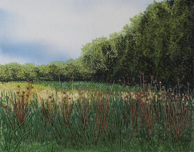 , 'CR 4825 near Leonard,' 2016, Ro2 Art