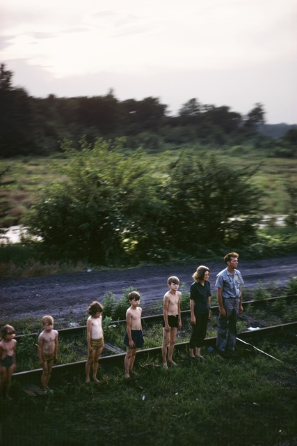 , 'Untitled from RFK Funeral Train ,' 1968/ Printed 2008, Danziger Gallery
