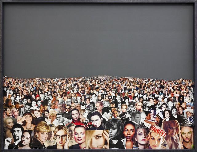 , 'Audience-Vanity Fair,' 2013, Mario Mauroner Contemporary Art Salzburg-Vienna