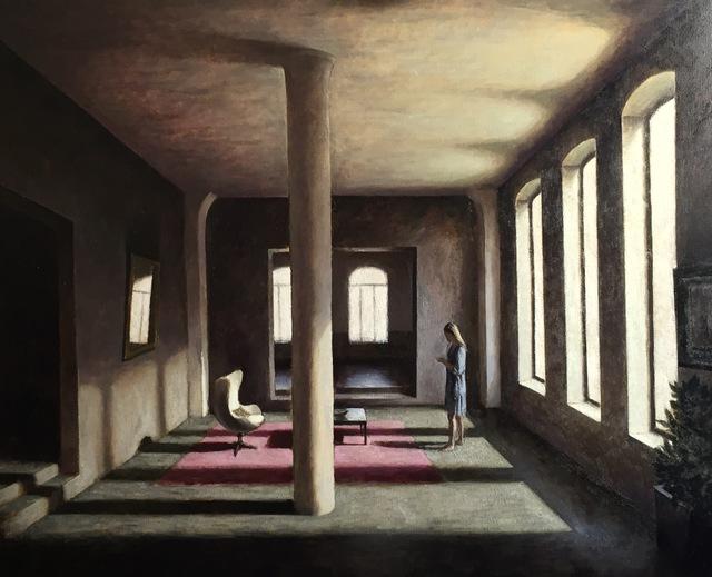, 'La colonne,' , Hugo Galerie