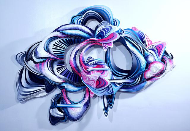 , 'Bioform I,' 2017, StolenSpace Gallery