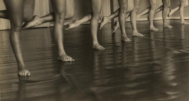 , 'Laban Dance School, Frankfurt,' 1929, Edwynn Houk Gallery