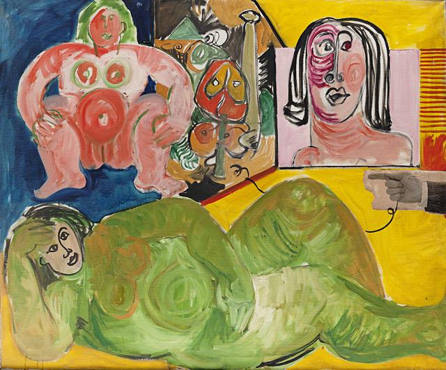 Miriam Laufer, 'Untitled', ca. 1960, Caldwell Gallery Hudson