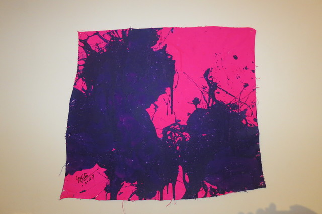 , 'Blue on Magenta,' , Deborah Colton Gallery