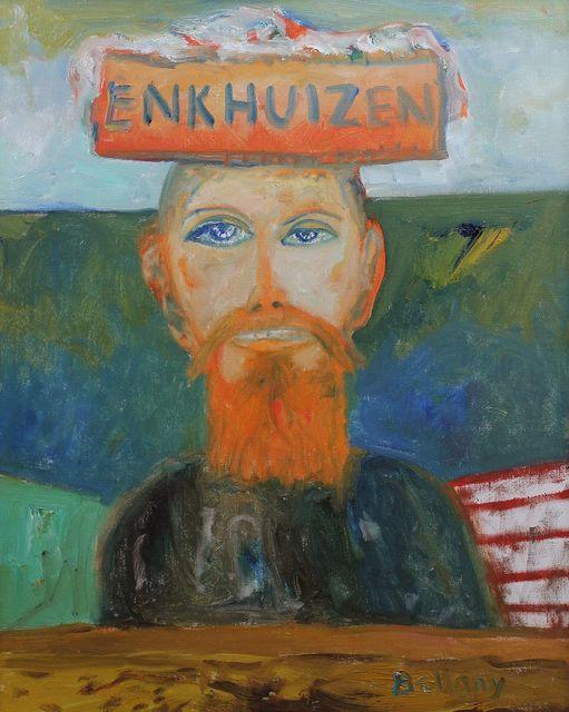 , 'Enkhuizen,' 1975, Castlegate House Gallery