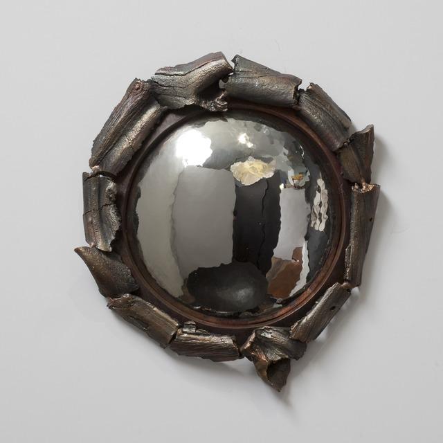 , 'Mémoire Handmade Mirror,' 2014, Maison Gerard
