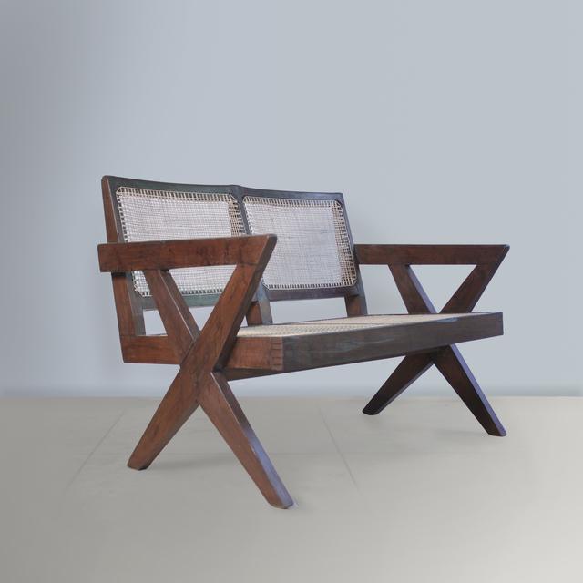 , 'PJ-SOFA,' ca. 1961, P! Galerie