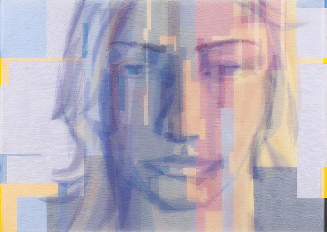 , 'GAZE N. 53,' 2017, Aria Art Gallery