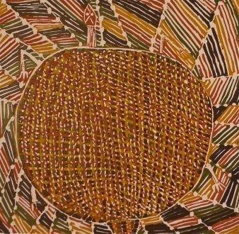 , 'Kondai (Long neck turtle),' , Rebecca Hossack Art Gallery