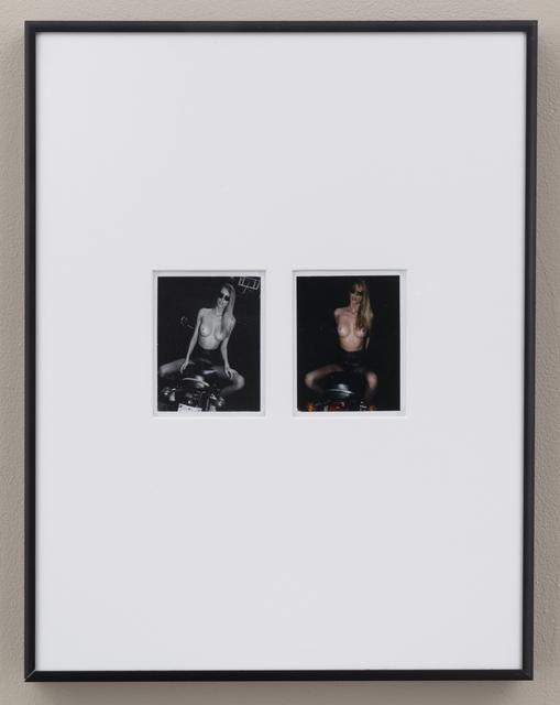 , 'Polaroids,' 2010-2018, Castor Gallery