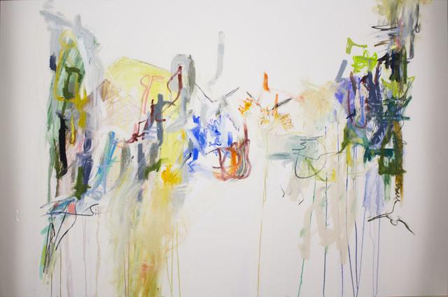 Diana Greenberg, 'Interior (The Last Waltz)', 2017, Wally Workman Gallery
