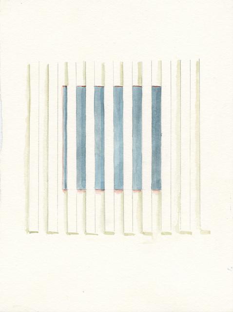 , 'Sketch for a window 01,' 2017, SVA Galleries