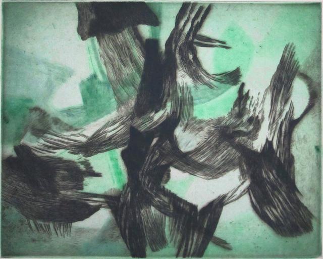 Christine Boumeester, 'Forêt aquatique (Aquatic Forest)', 1961, Galerie OSP