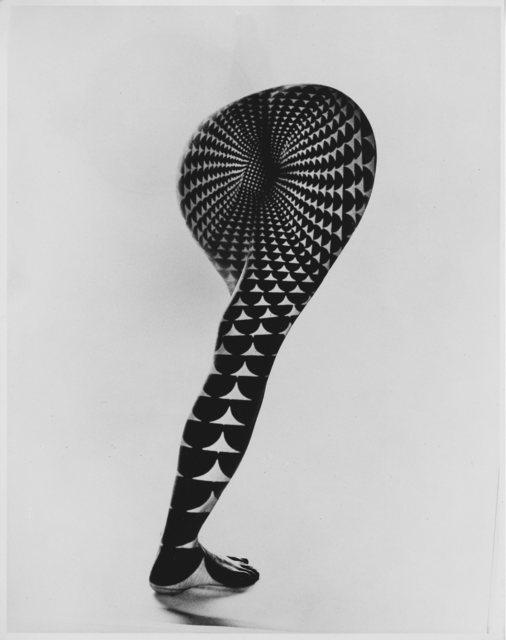 , 'Op Art Nude,' 1960, °CLAIR Galerie