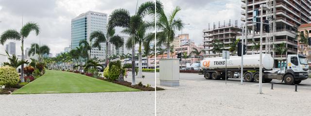 , 'Avenida 4 de Feveirio, Luanda,' 2016, Stevenson