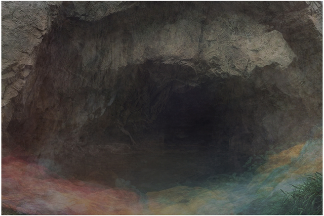 , 'Seventeen Years out of a Death Row Sentence (Cave),' 2009-2016, Mark Moore Fine Art