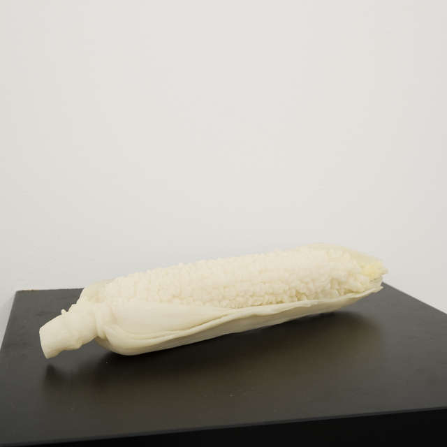 Audrey Cottin, 'Corn Teeth (#4)', 2005, Sculpture, Polyurethane resin, Tatjana Pieters