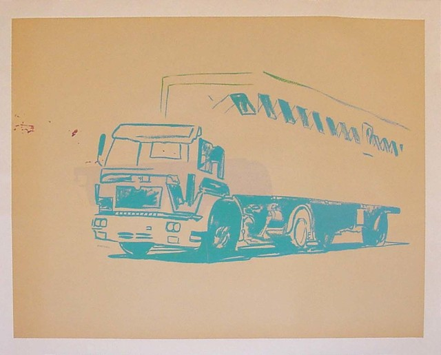 , 'Truck,' 1985, HG Contemporary