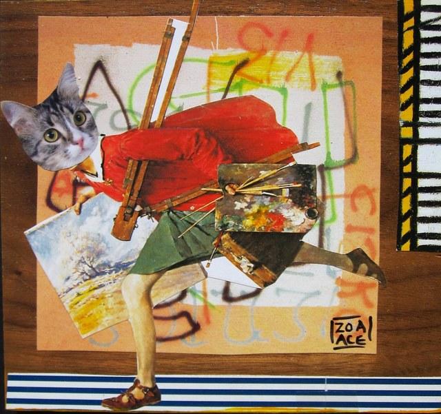 Zoa Ace, 'Street Artist', 2019, Abend Gallery
