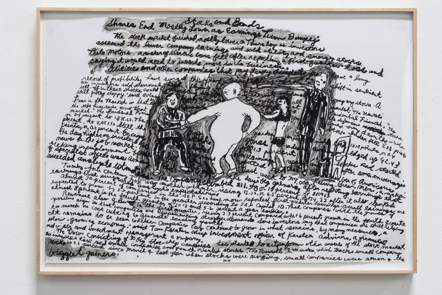 , 'Biggest Gainers,' 2014, Rosamund Felsen Gallery