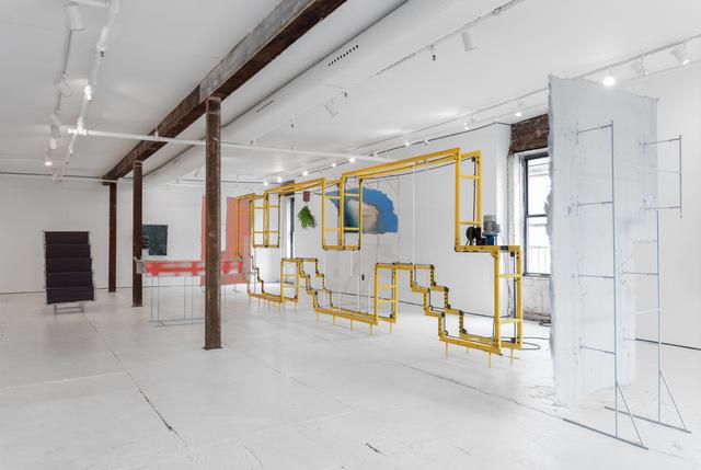 , 'The coffee cup spring,' 2018, Nathalie Karg Gallery