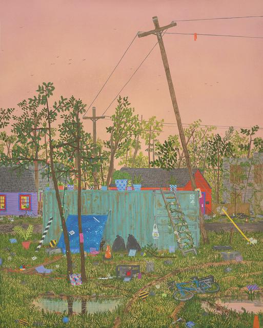, 'Easy,' 2018, Antieau Gallery