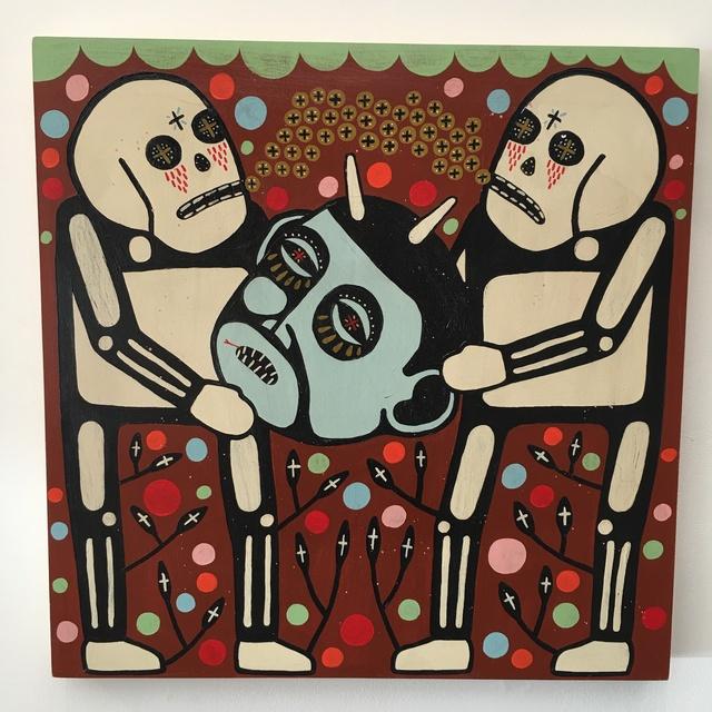 "Mike Egan, '""We Saved His Head""', ca. 2018, Parlor Gallery"