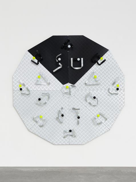 , 'SU Detector,' 2015, Federico Luger (FL GALLERY)