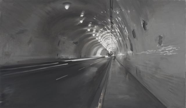 , '2nd Street Tunnel I,' 2012-2013, bardoLA