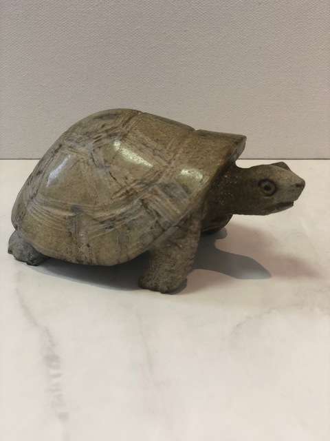 , 'Leopard Rock Sculpture Tortoise,' 2019, Art Gallery Pure